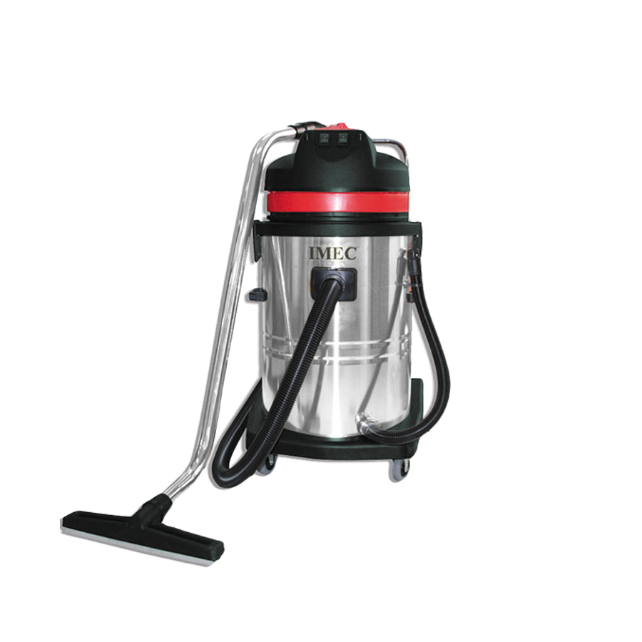 Imec Swd 1150i Stainless Steel Industrial Wet Amp Dry Vacuum